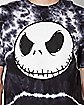 Tie Dye Jack Nightmare Before Christmas T Shirt