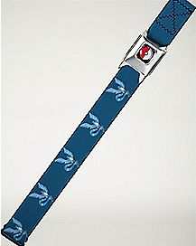 Pokemon Articuno Seatbelt Belt