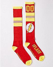 The Flash Crew Socks