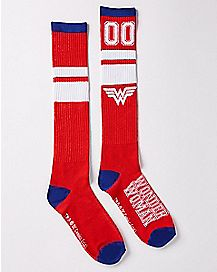 Wonder Woman Crew Socks