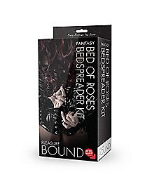Bed of Roses Bed Spreader Kit - Pleasure Bound