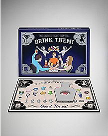 Spirits Drink Board Game