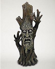 Angry Tree Man Stand Burner