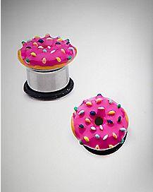 Pink Donut Plugs