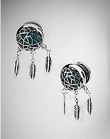 Dangle Dream Catcher Plugs