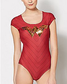 Wonder Woman Bodysuit