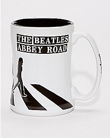 The Beatles Abbey Road Mug - 14 oz.