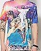 Jesus T-Rex T Shirt
