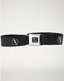 Professor Zoom Seatbelt Belt - DC Comics
