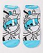 Rick and Morty Shortie Socks 5 Pack
