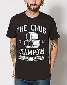 Chug Champion T Shirt