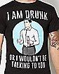 Archer I am Drunk T Shirt