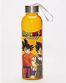 Dragon Ball Z Resurrection F Glass Water Bottle