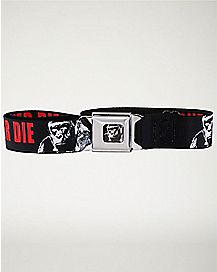 Harambe Legend Seatbelt Belt