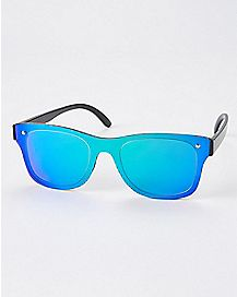 Shield Core Plastic Sunglasses