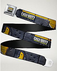 Call of Duty Infinite Warfare Seatbelt Belt