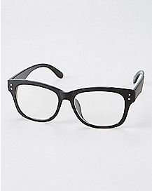 Thick Brim Glasses