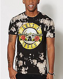 Bleach Guns N Roses T Shirt