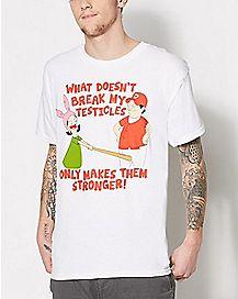 Baseball Bat Bob's Burgers T Shirt