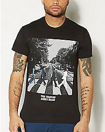Abbey Road The Beatles T Shirt