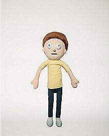 Morty Plush - 10 Inch