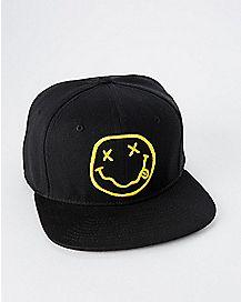 Nirvana Snapback Hat