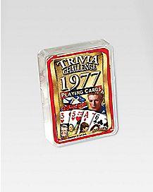 1977 Trivia Cards