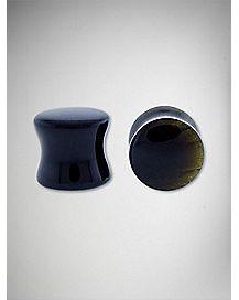 Obsidian Stone Plugs