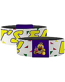Chica Let's Eat Bracelet - Five Nights at Freddy's