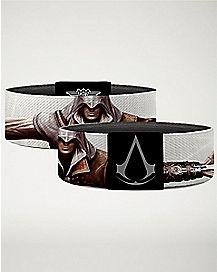 White Assassin's Creed Bracelet