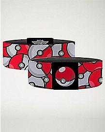 Pokemon Pokeball Elastic Bracelet