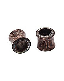 Sono Wood Tunnel Plugs