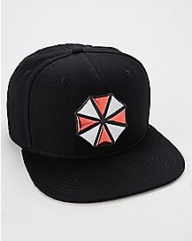 Umbrella Corporation Snapback Hat - Resident Evil