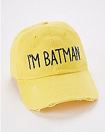 I m Batman Dad Hat - DC Comics 745d3b885a87