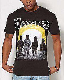 Dusk The Doors T Shirt