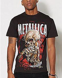 Fixxxer Metallica T Shirt