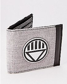 Blackest Night Black Lantern Bifold Wallet - DC Comics