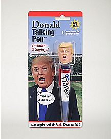 Talking Donald Trump Pen