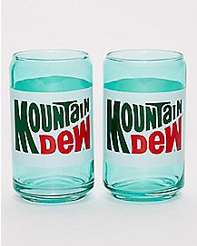 Mountain Dew Cups 2 Pack - 10 oz.