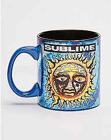 Sun Sublime Mug - 20 oz