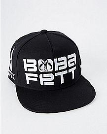 Boba Fett Snapback Hat - Star Wars