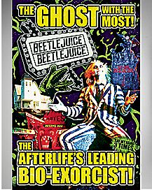 Beetlejuice Ad Movie Poster