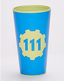 111 Vault-Tec Pint Glass 16 oz. - Fallout