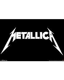 Metallica Logo Poster
