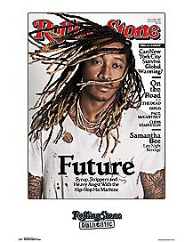 Future Rolling Stone Cover Poster