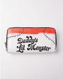 Daddy's Lil Monster Harley Quinn Wallet - Suicide Sqaud