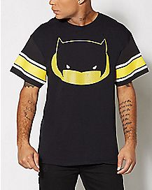 Chibi Batman Jersey T Shirt