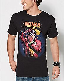 Killing Joke Joker T Shirt - DC Comics