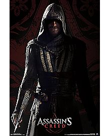 Movie Art Assassin's Creed Poster