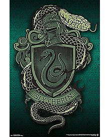 Slytherin Harry Potter Poster